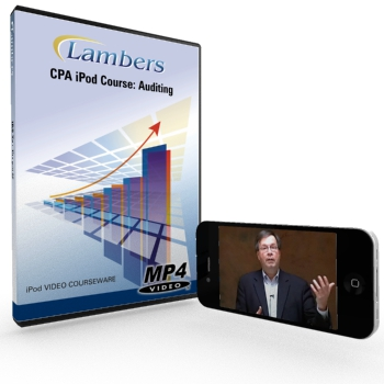 CPA Review iPod Course: Auditing