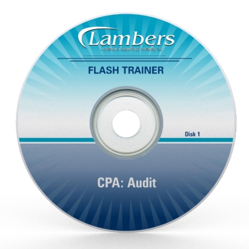 Lambers Flash Trainer CPA Audit
