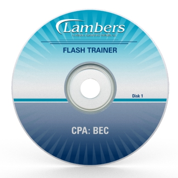 Lambers Flash Trainer CPA BEC